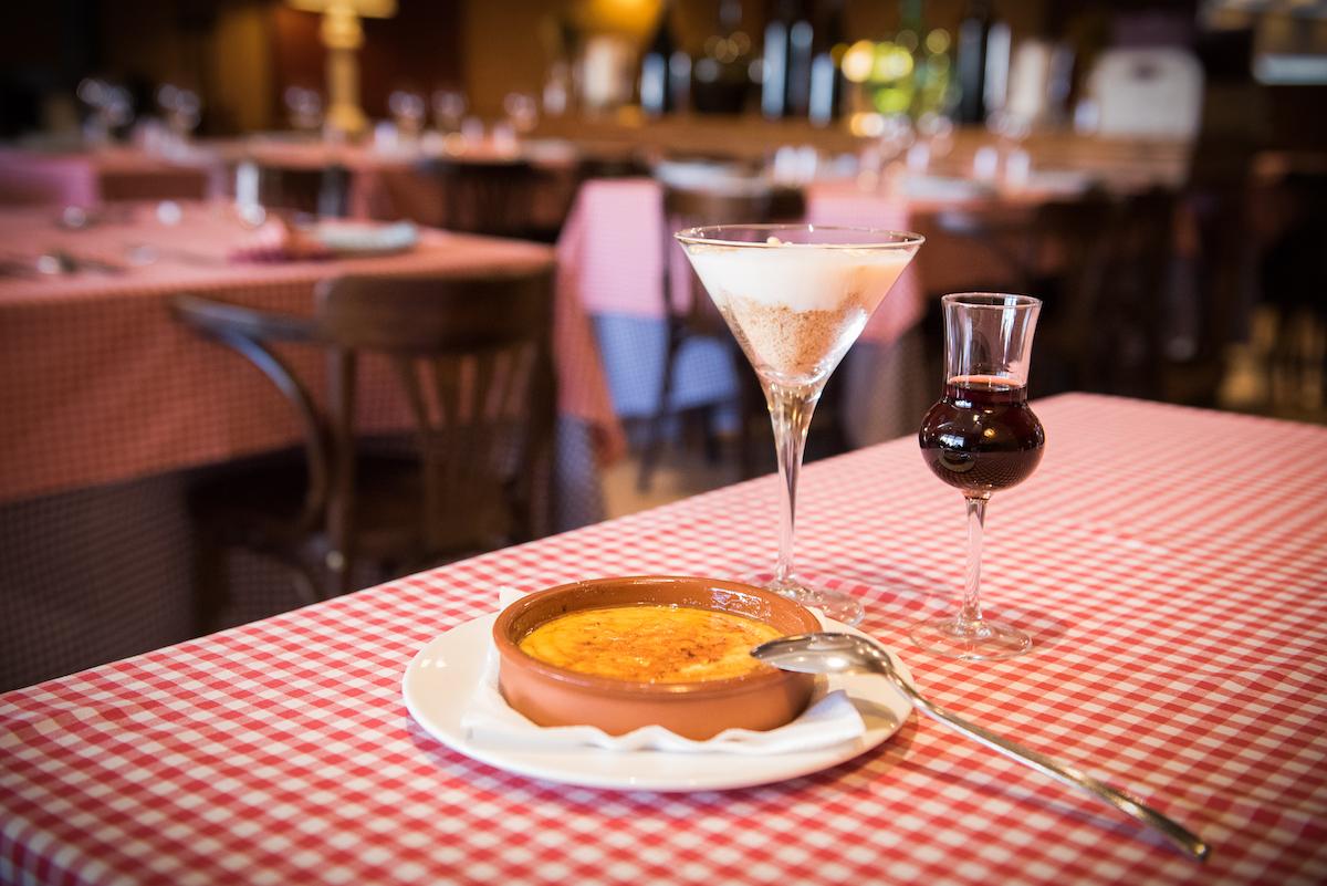 crema catalana priorat cuina catalana